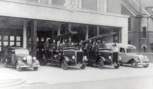 Beddington & Wallington Urban District Council fire brigade