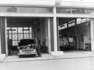 GLC-LFB - Croydon vehicle workshops
