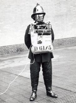 LCC-LFB Breathing apparatus communications set
