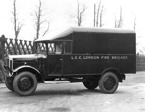 LCC-LFB general purpose lorry