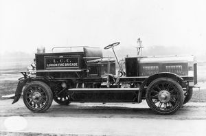 LCC-LFB Merryweather chain-driven Hatfield pump