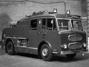 LFB Dennis dual-purpose pump, Lambeth HQ