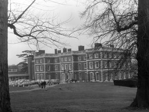 Trent Park Teacher Training College, North London